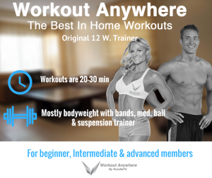 Training Plans - Workout Anywhere