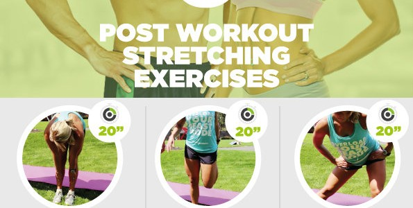 6 Best Stretches For Anywhere - Workout Anywhere