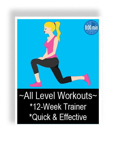 Home Workouts and The 12 Week Trainer | Workout Anywhere