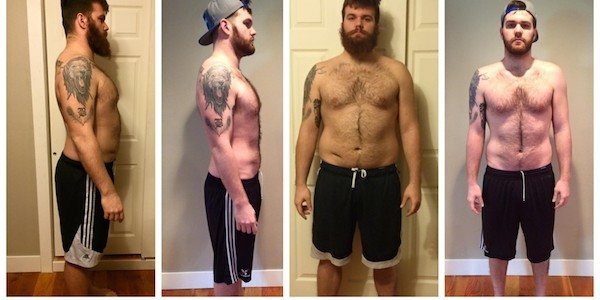 Grant Made This Transformation In Less Than 6 Months