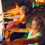 Barre Class Re Fitness
