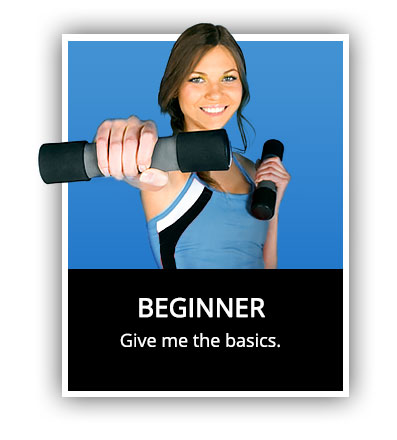 Beginner Home Workouts by Workout Anywhere