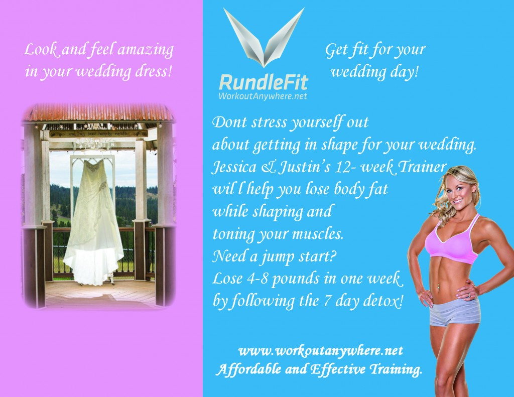 The Only Fitness Program For Any Wedding Budget
