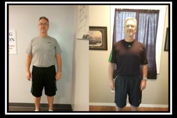 Craig Before And After - Workout Anywhere
