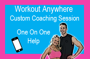 Online Personal Training - Workout Anywhere