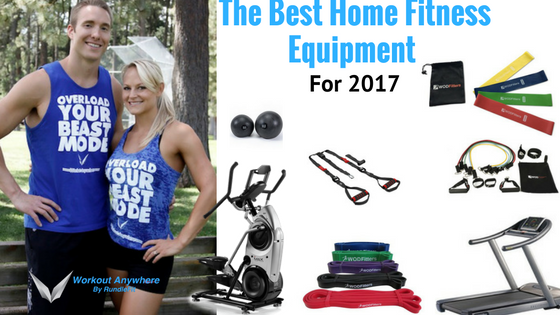 The Ultimate 2017 Buyers Guide to Home Exercise Equipment