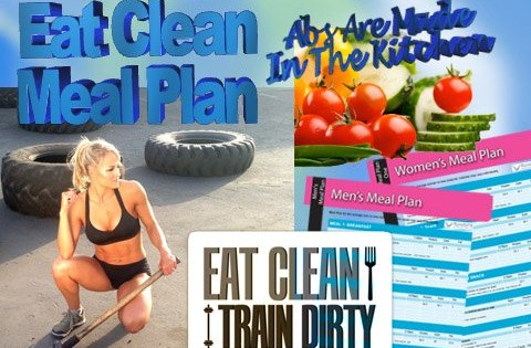 Eat Clean Meal Plan | Workout Anywhere