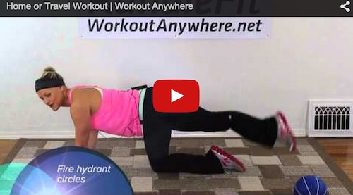 Home or Travel Workout Anywhere
