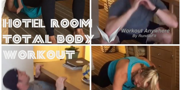 Hotel Room Total Body Workout