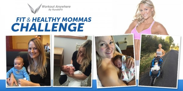 Jessica's Fit and Healthy Momma Challenge