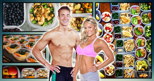 Meal Prep For Success With Workout Anywhere by RundleFit