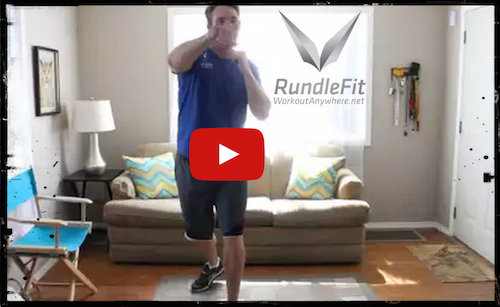 Quick 10 Minute Lower Body Tabata HIIT Workout