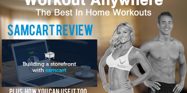 How SamCart Has Helped an Online Fitness Business - SamCart Review