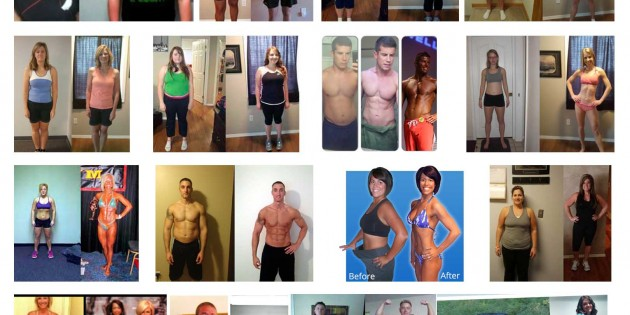 Real People Real Results - Workout Anywhere