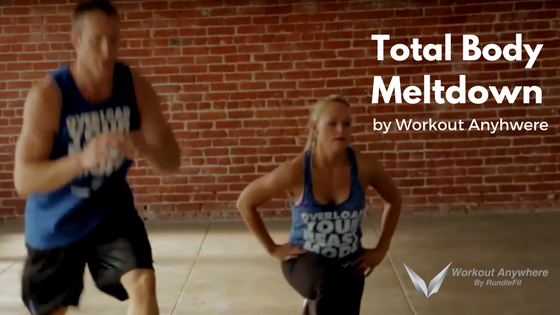 Total Body Meltdown by Workout Anywhere