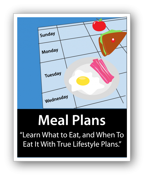 Workout Anywhere Meal Plans