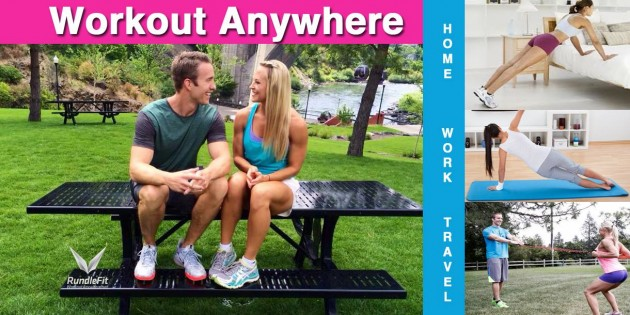 The Best Streaming Fit Videos - Workout Anywhere