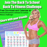 Group logo of Back to School Fitness Challenge