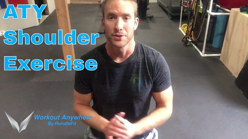 ATY Shoulder Exercise for Beginners