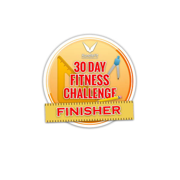Back to School Fitness Badge