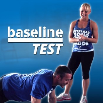 Workout Anywhere Baseline-Test