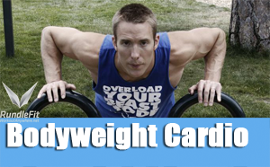 Bodyweight Cardio Calorie Blaster-10-20 Minute Cardio Workout At Home