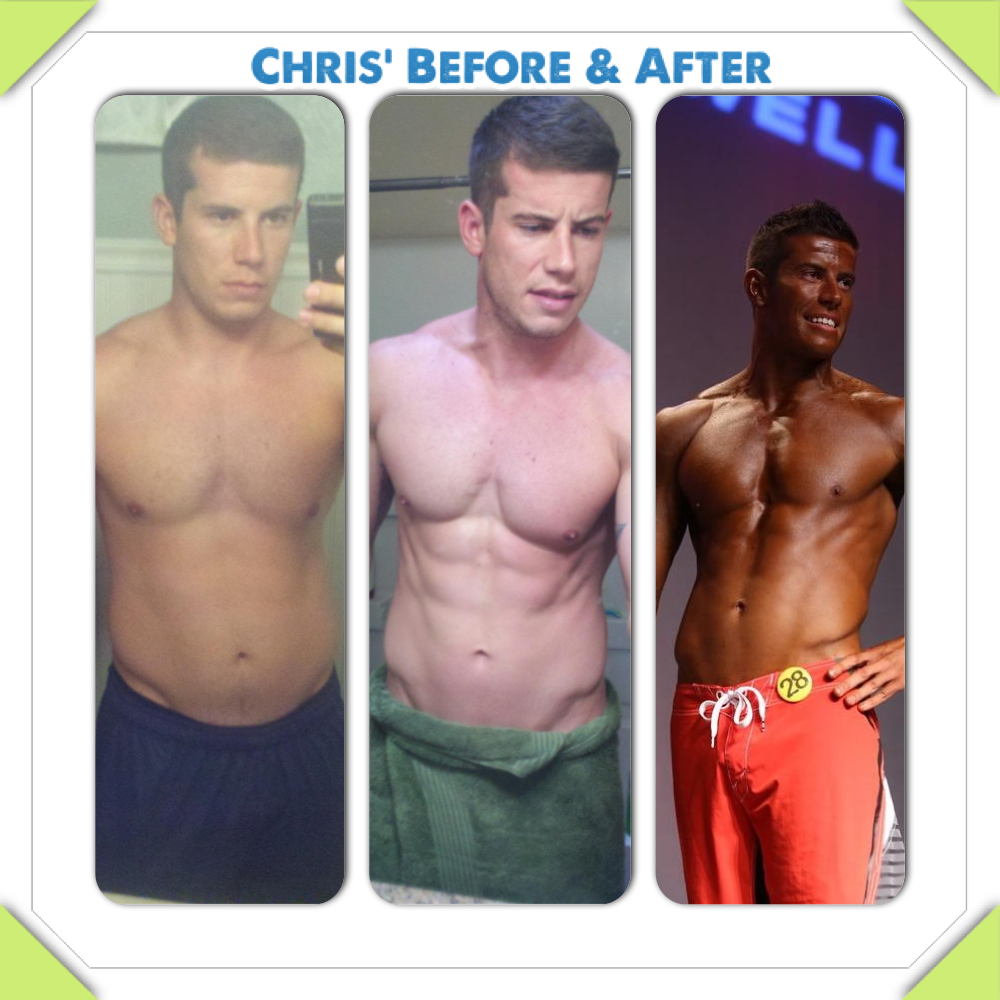 Chris Before And After Testimonial
