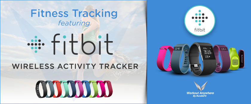 FitBit Tracking on Workout Anywhere