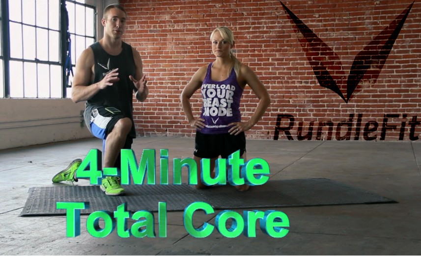 Four Minute Total Core