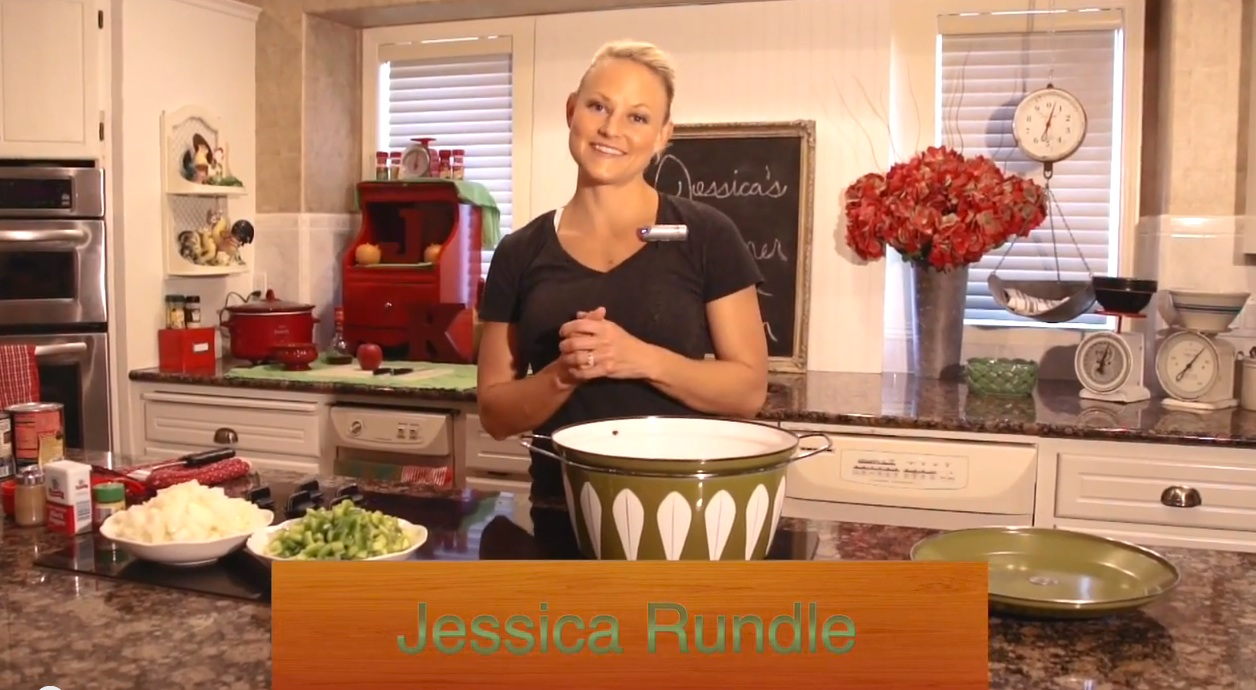 Jessica's Healthy, Hearty Chili