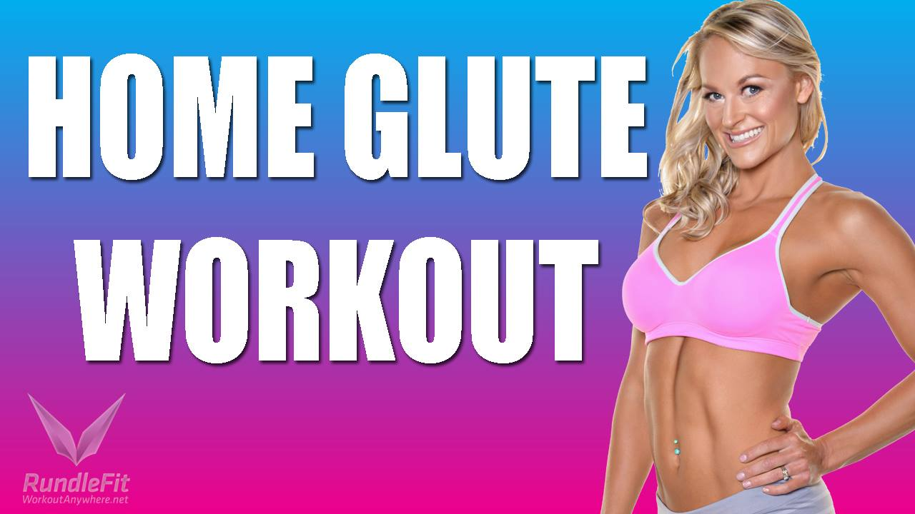 Jessica's Home Glute Workout