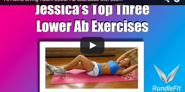 Jessicas Living Room Lower Ab Exercises