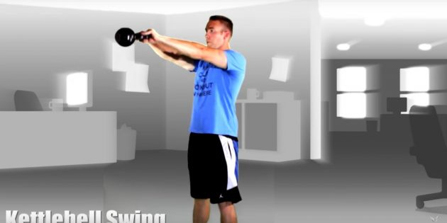 Kettlebell Swing - Workout Anywhere