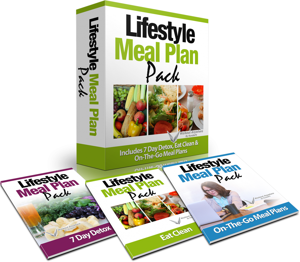 Lifestyle Meal Plan Pack