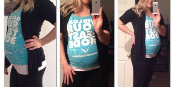 My Fit Pregnancy Update - Workout Anywhere