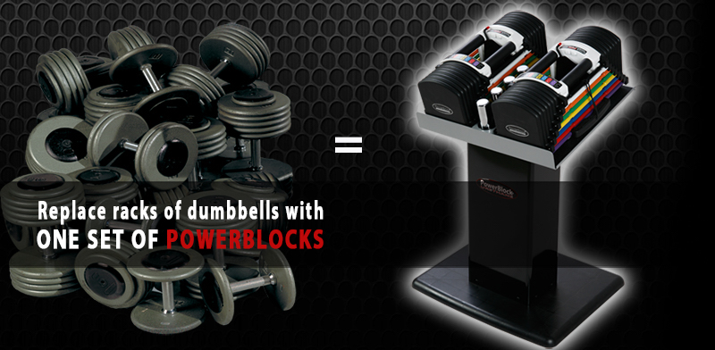 Official PowerBlock Dumbbell Review - Workout Anywhere