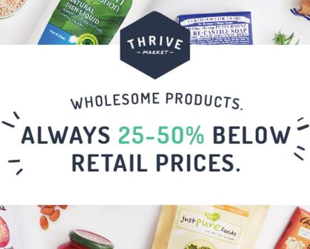 Official Thrive Review