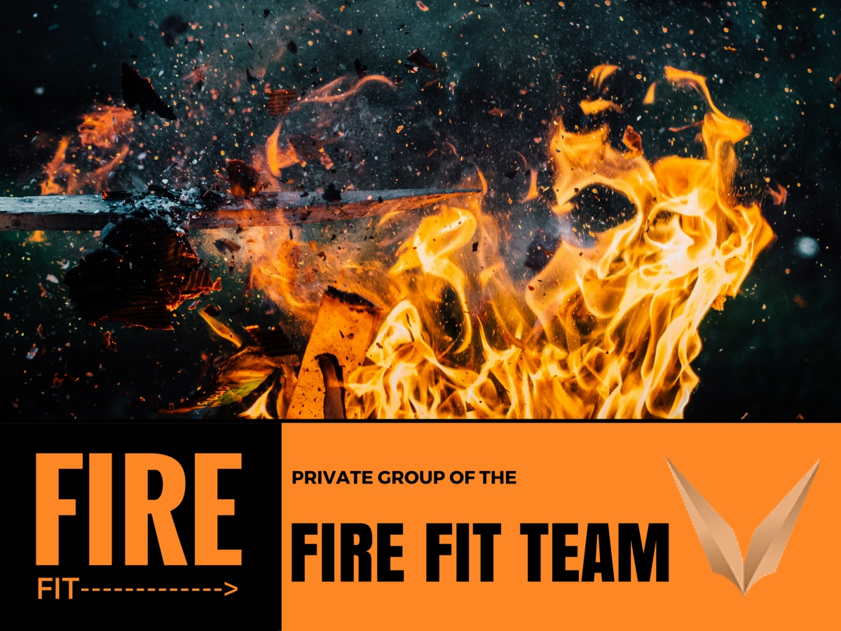 Fire Fit Friday Fitness Challenge 1