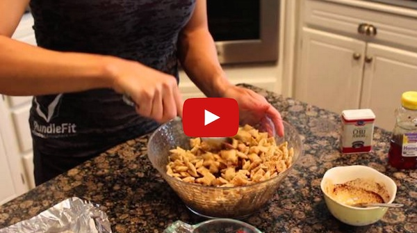 Jessica's Healthy Trail Mix