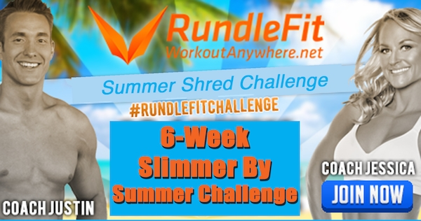 Slimmer by Summer Challenge