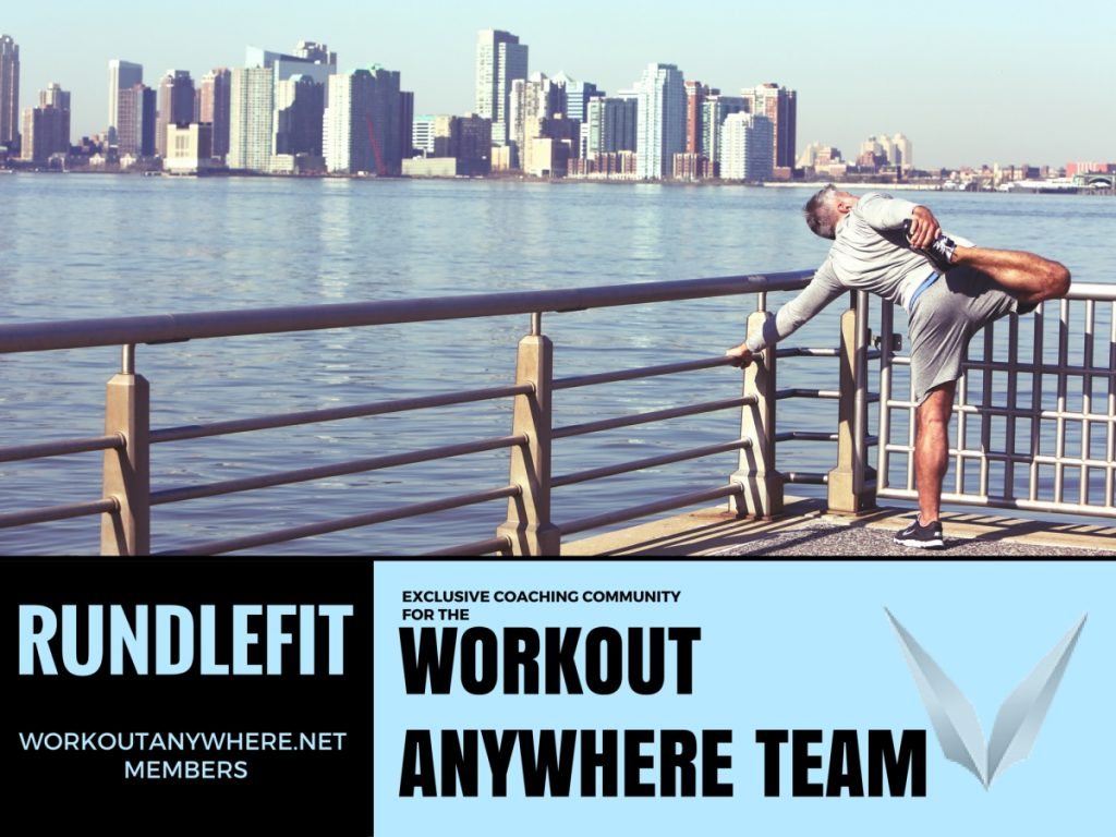 Workout Anywhere Training Club