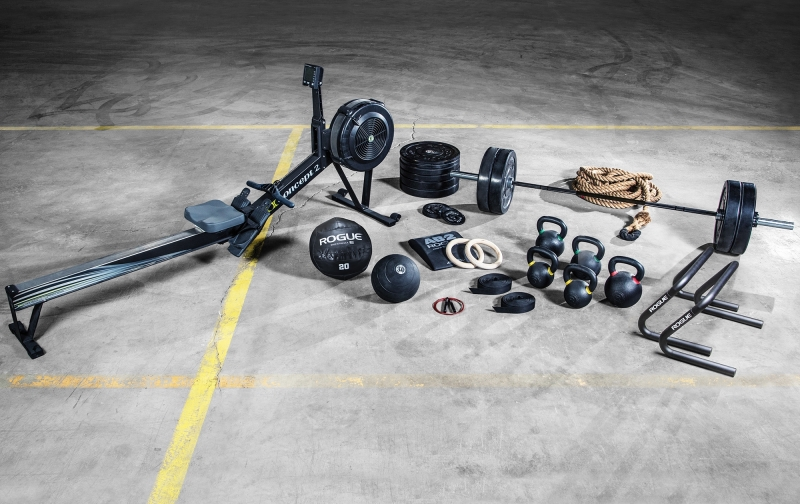 Warrior Home Gym Package