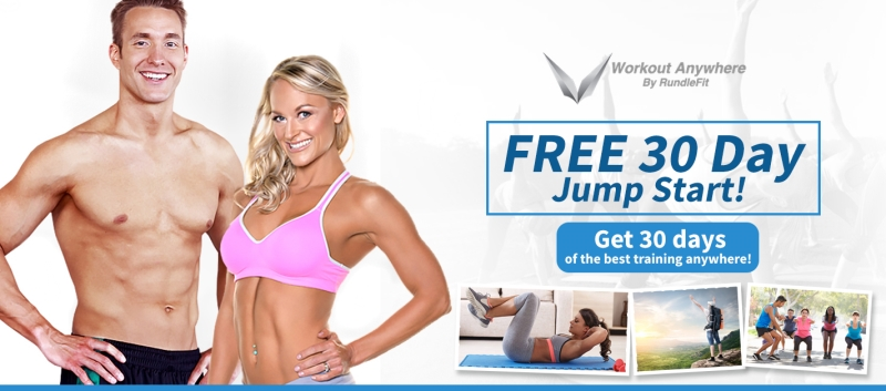 30 Day Free Fitness Trial