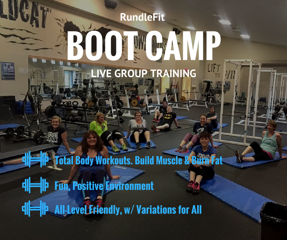 Spokane Boot Camp - RundleFit