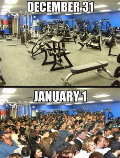 Why Signing Up for a Gym in Spokane is Not The Solution For Your New Year Resolution