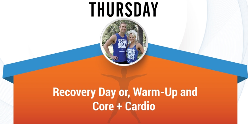 Jeff's Core & Cardio Session