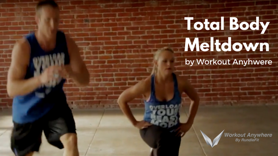 Total Body Meltdown Home Workout