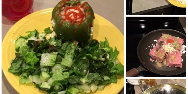 Turkey Quinoa Stuffed Bell Peppers New