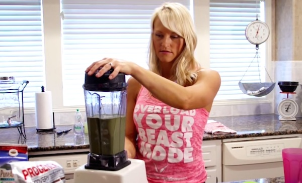 Ultimate Progenex Recovery Shake - Workout Anywhere