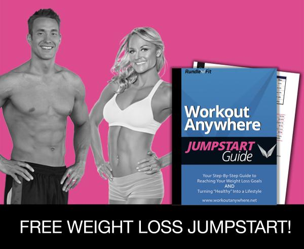 Workout Anywhere Jumpstart Guide